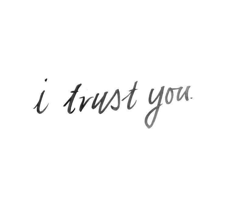 I Trust You by Karim Sulayman