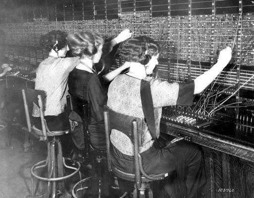 switchboarding