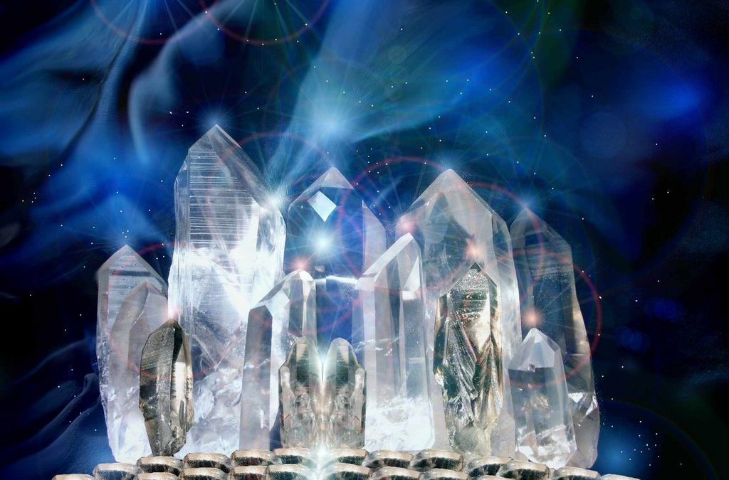 2018 Up-shifting in the Crystal Vortex by Metatron with Tyberonn