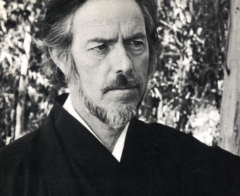 'Just Trust The Universe' Video Featuring the Wisdom of Alan Watts